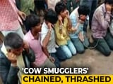 "Video : On Video, 24 Thrashed, Forced To Say ""<i>Gau Mata Ki Jai</i>"" In Madhya Pradesh"