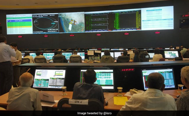 After Leaving Earth's Orbit, Chandrayaan-2 Journey To Moon To Start Today - NDTV News thumbnail