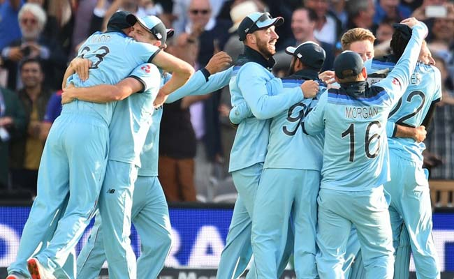 World Cup 2019, NZ Vs ENG: England Won First Ever World Cup After Beating New Zealand In Super Over