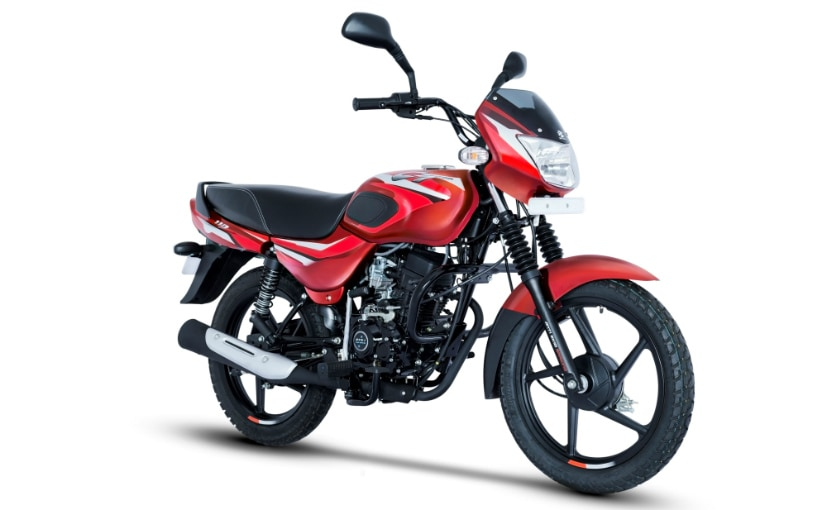 The Bajaj CT 110 uses the same 115 cc engine as on the Platina 110