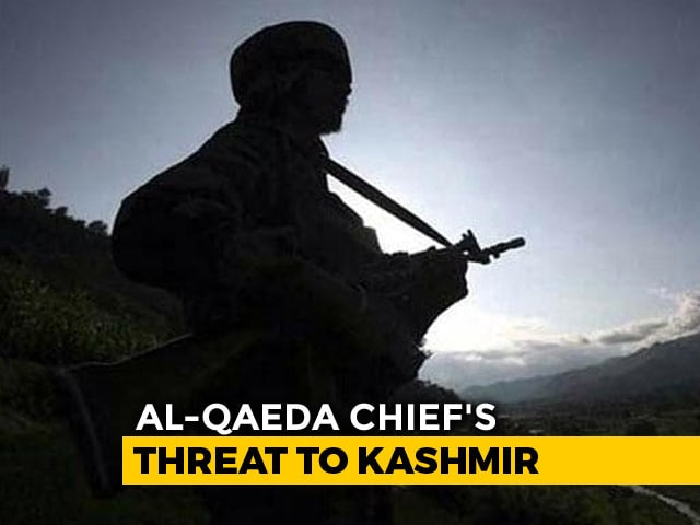 Video : In Message, Al Qaeda Chief's Threat On Kashmir, Indian Army