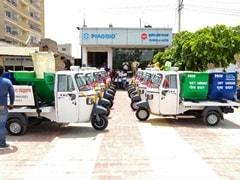 Piaggio India To Deliver 30 Hopper Vehicles To Jodhpur Nagar Nigam