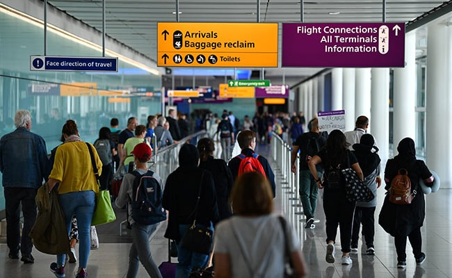 Flights Delayed At Two Major British Airports Due To Technical Snag