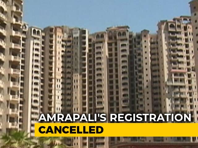 Video : Top Court Orders Action Against Amrapali, Provides Relief To Homebuyers