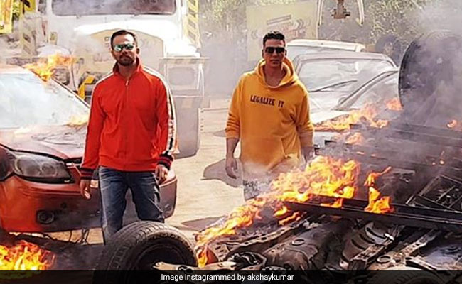 Sooryavanshi: When Akshay Kumar And Rohit Shetty Tutored Abhimanyu Singh For Action Sequences