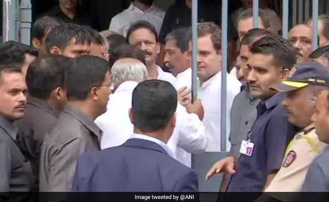 """Rahul Gandhi To Appear In Court For Amit Shah """"Murder Accused"""" Defamation Case"""