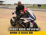 Video : 2019 BMW S 1000 RR First Ride Review