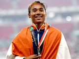 Video : Hima Das Bags Three Gold Medals In Two Weeks