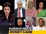 Video : Karnataka's Money Game: Private Jets, 5-Star Hotels, Cabinet Berths