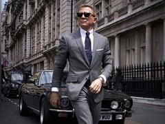 Daniel Craig Seen Driving The Aston Martin Series II V8 Vantage For Next Bond Film