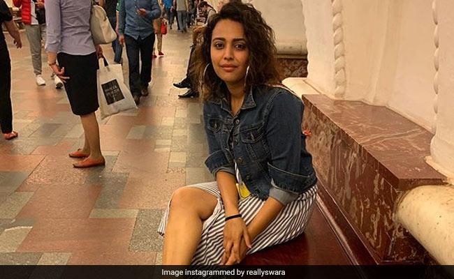 'Shut Up, Thank You,' Swara Bhasker Tells Those Trolling Mumbai Police