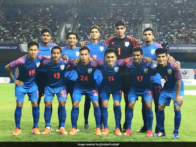 India Pooled With Oman, Qatar, Afghanistan And Bangladesh In FIFA WC Qualifiers