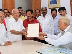 BJP's BS Yediyurappa To Take Oath As Karnataka Chief Minister Soon