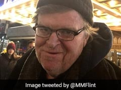 """Even Michael Moore Agrees"": Trump ""Gloats"" As Film Maker Calls Out Mueller"