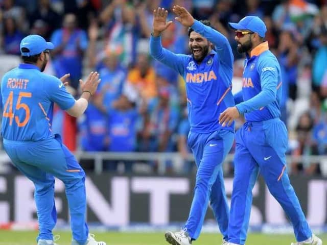 ICC World Cup XI included Rohit Sharma and Jaspreet Bumrah