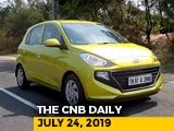 Video : Hyundai Cars Safety, Mercedes-Benz Price Hike, Kawasaki Ninja Recall