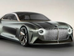 Bentley EXP 100 GT Concept Unveiled To Celebrate Automaker's 100 Years