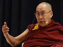 """Moral Teachings Of Ancient Indian Culture Need Of The Hour"": Dalai Lama"