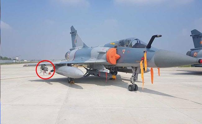 EXCLUSIVE: जब इस्राइली 'जुगाड़' से फ्रांस-निर्मित विमान पर IAF ने तैनात कर दी रूसी मिसाइल