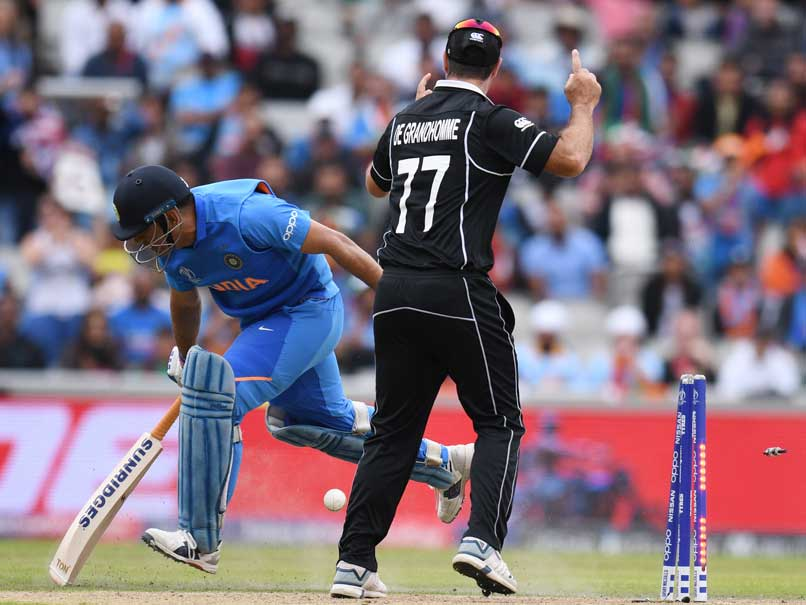 India vs New Zealand, World Cup Semi Final: MS Dhoni Run Out Sparks Debate On Twitter Over Legality Of Delivery