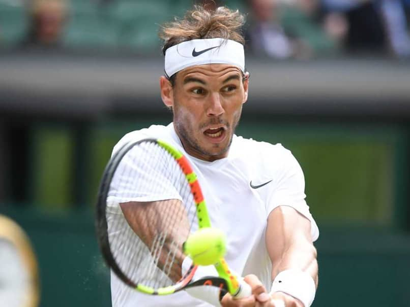 Rafael Nadal, Novak Djokovic And Roger Federer Untroubled At Wimbledon As Monday Proves Not So Manic