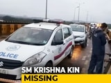 Video : Cafe Coffee Day Boss And SM Krishna's Son-in-Law Missing