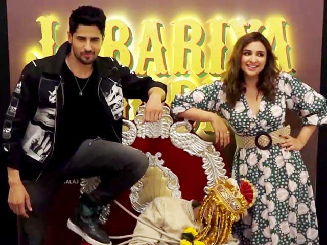 Video : Bollywood News: <i>Jabariya Jodi</i> Trailer Launch, Decoding Sara's Insta Post