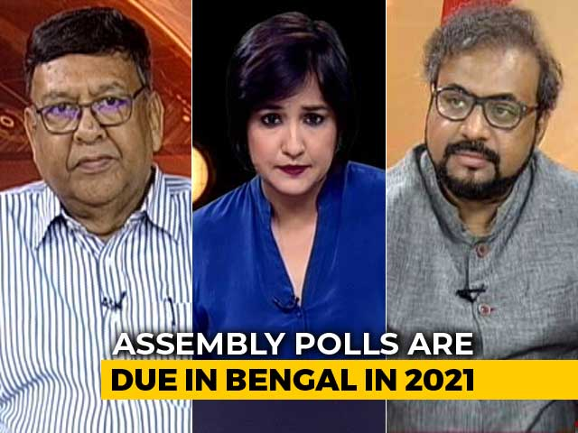 Video : Trinamool's Mega Rally A Flop Show?