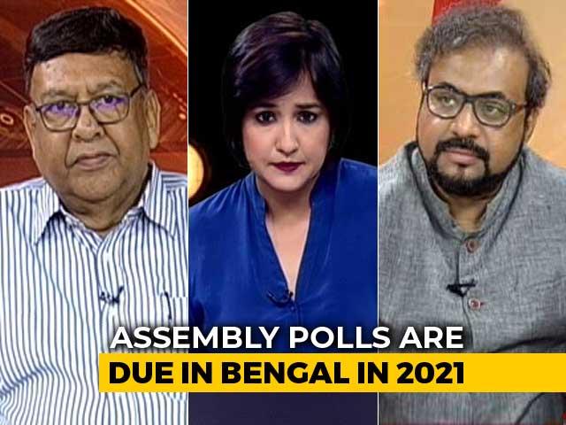 West Bengal Chief Minister Mamata Banerjee: Latest News, Photos