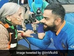 जानिए आखिर कौन हैं 'मिस्ट्री दादी'? विराट भी मिलने पहुंच गए फिर ट्विटर पर लिखी ये बात