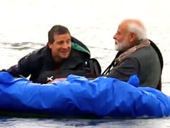 Man vs Wild Show Host On Similar Experiences With PM Modi, Barack Obama