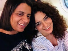 Kangana Ranaut Will Not Apologise, Tweets Sister Rangoli Chandel After Row With Journalist