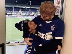 Ed Sheeran Confirms He Is Married To Cherry Seaborn