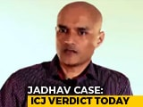Video : World Court Decision Today On Kulbhushan Jadhav, On Death Row In Pakistan