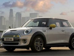 All-Electric 2020 MINI Cooper SE Unveiled