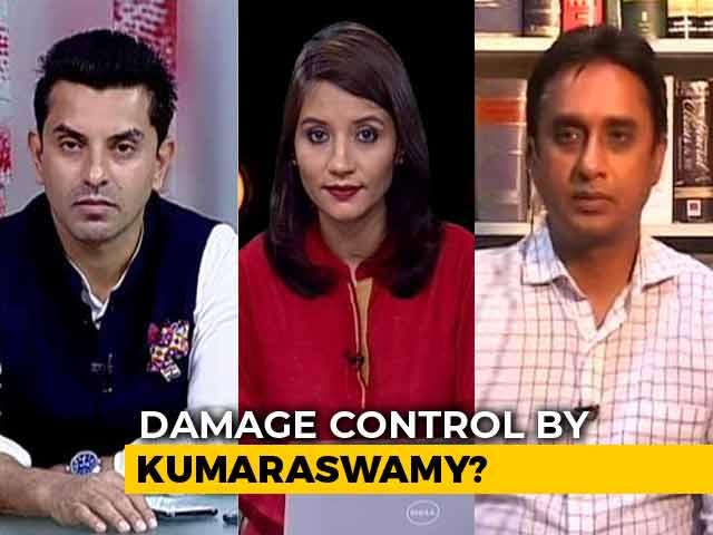 Video : Karnataka Crisis: Congress-JD(S) Firefight