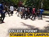 Video: 4 Arrested, 2 Detained After Kerala University Student Stabbed On Campus