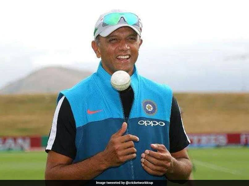 Potential Conflict Of Interest Prevents Rahul Dravid From Taking Charge At NCA