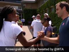Watch: Teen Sensation Coco Gauff Meets Roger Federer In Wimbledon, Wins The Internet