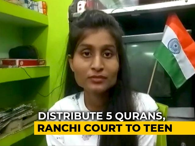 Video : Distribute 5 Qurans, Court Tells Woman Arrested For Controversial Post