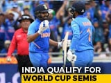 Video : World Cup 2019: India Beat Bangladesh To Book Semi-Finals Spot