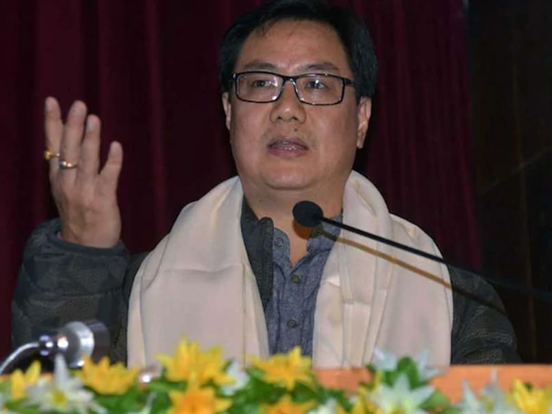 'Bring The Cup': Minister Kiren Rijiju's Letter To Team India Before Semis