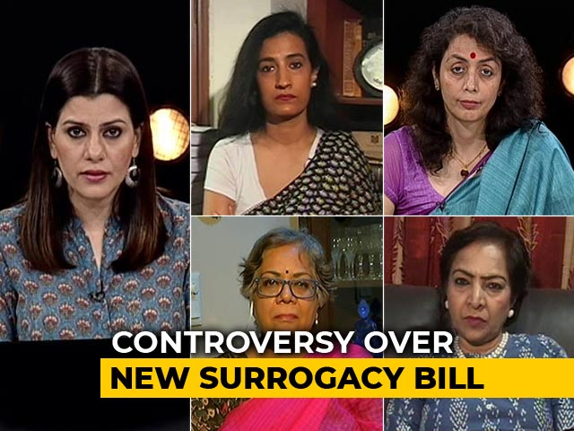 Video : <i>Sanskari</i> Surrogacy: Modern India, Regressive Bill?