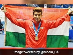 Boxer Shiva Thapa First Indian To Win Gold In Kazakhstan President