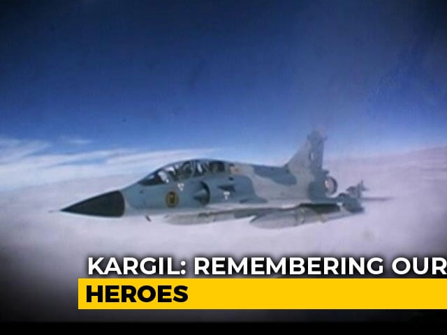 Video : 20 Years Of Kargil War: The Air Battle
