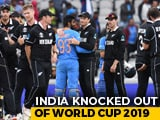 Video : New Zealand Stun India To Reach Their 2nd Successive World Cup Final