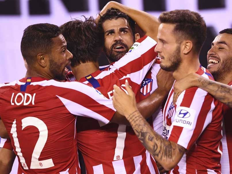 Atletico Madrid Humble Real Madrid 7-3 In Friendly