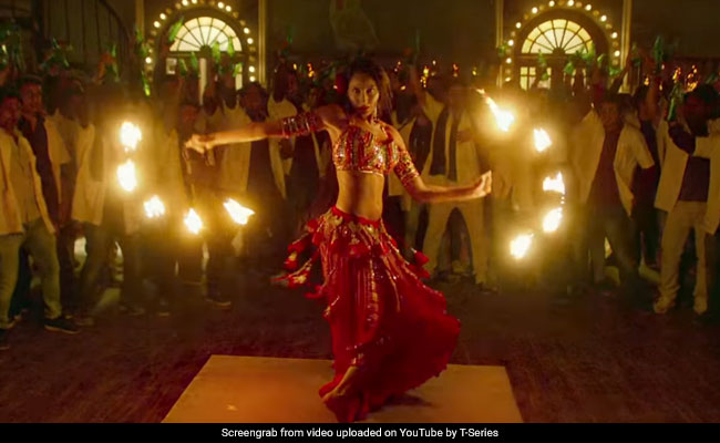 O Saki Saki: 'Dancing With The Heavy Fire Fans Was Risky,' Says Nora Fatehi