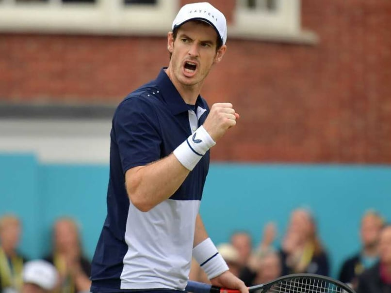 Safety First As Andy Murray Gets Showpiece Wimbledon Return