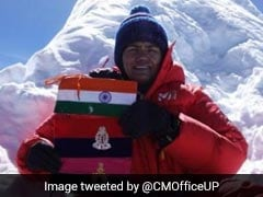 Aparna Kumar First IPS Officer To Scale North America's Highest Peak Denali